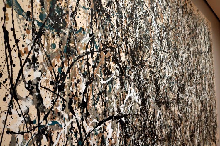 Blue Poles (1952), Jason Pollock