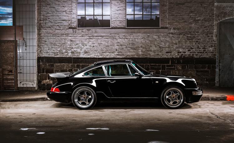 Porsche 911 classic car