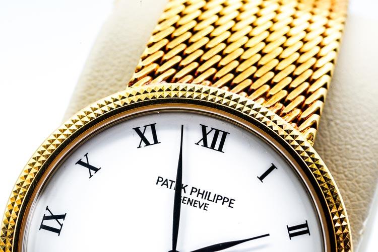Patek Philippe Calatrava classic watch