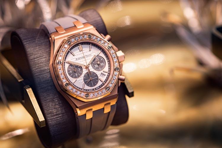 Audemars Piguet Royal Oak classic watch