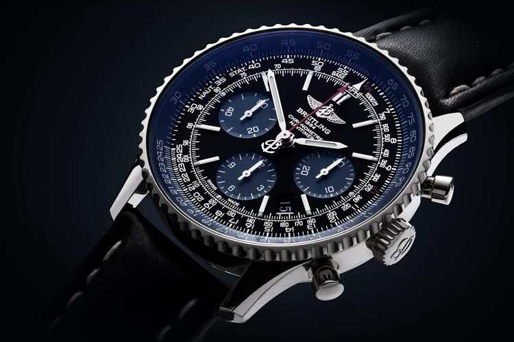 Breitling Navitimer classic watch