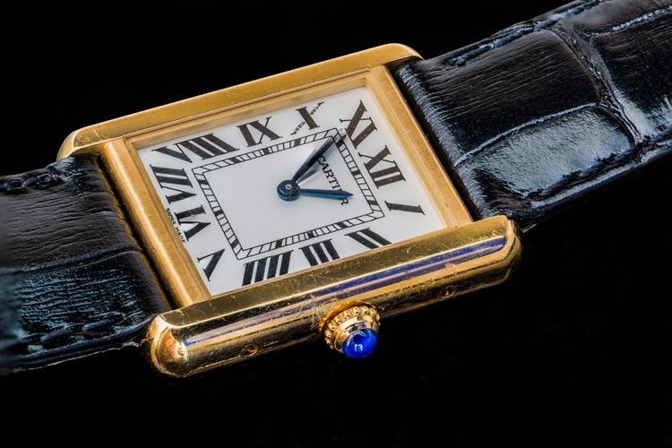 Cartier Tank Classic Watch