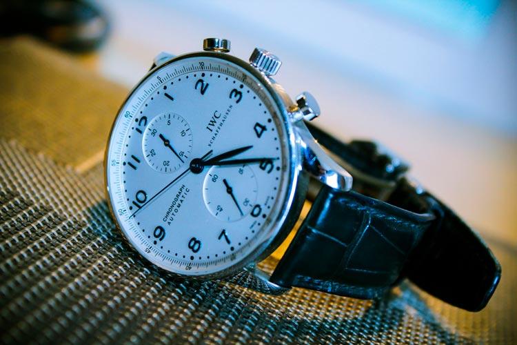 IWC Chronograph Automatic