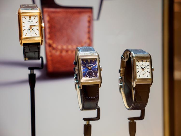 Jaeger-LeCoultre Reverso classic timepiece