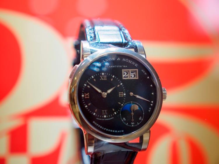 Lange & Sohne Lange 1 classic watch
