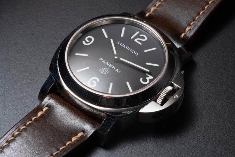 Panerai Luminor classic watch