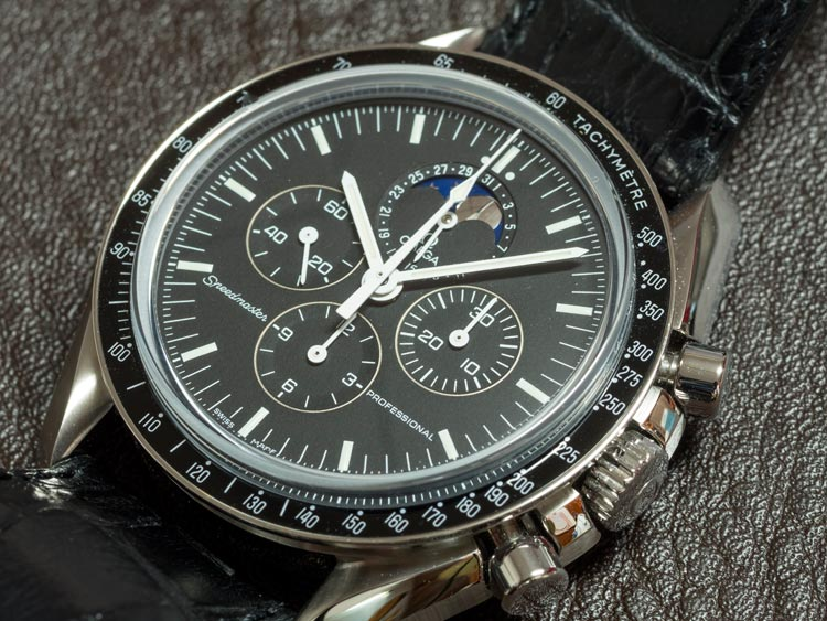 Omega Speedmaster Professional 1866 classic luxury watch