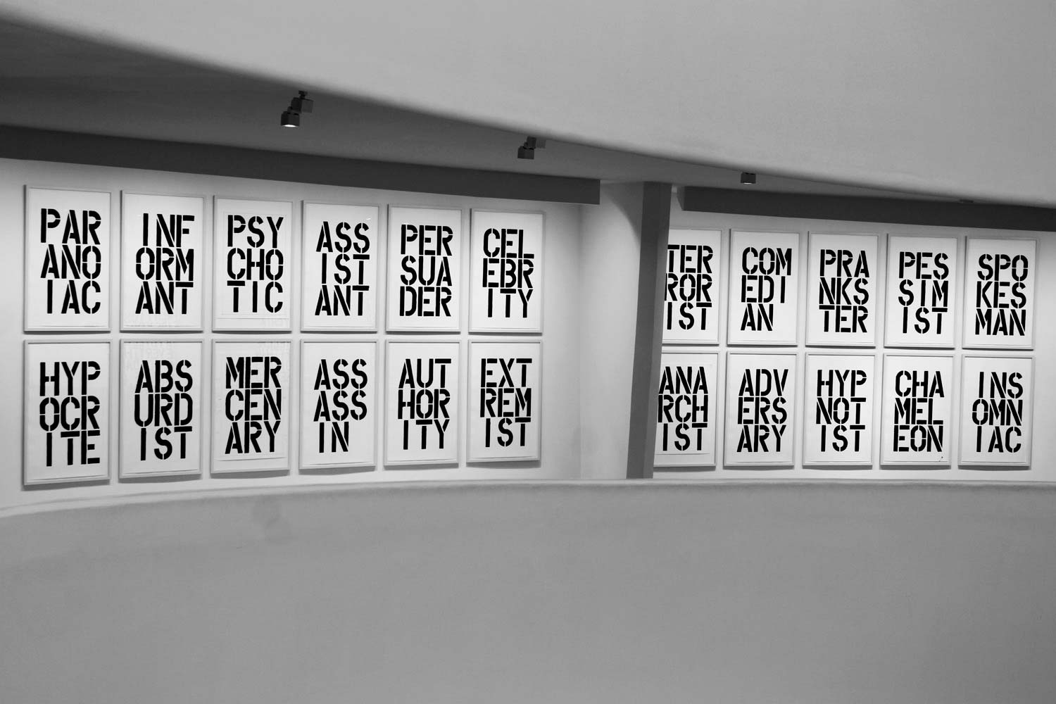 Works of Christopher Wool    One of Top 5 Most Expensive Contemporary Artists