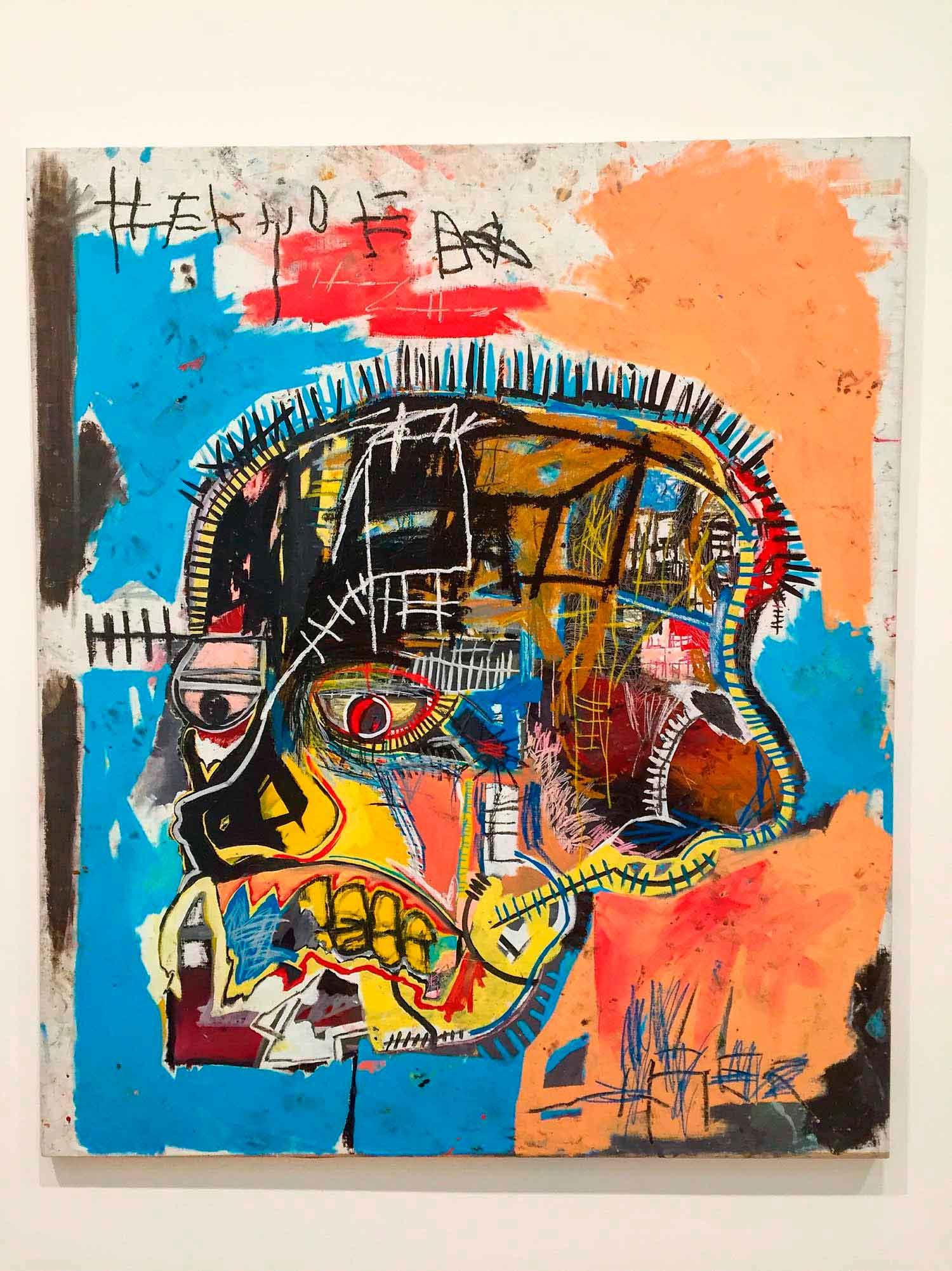 Untitled 1981 by Jean-Michel Basquiat