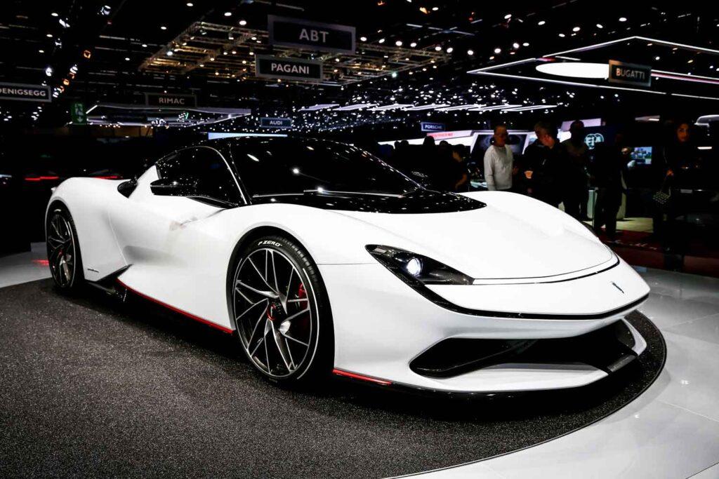 Pininfarina Battista electric supercar