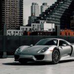 Hypercar Holy Trinity: Porsche 918 Spyder