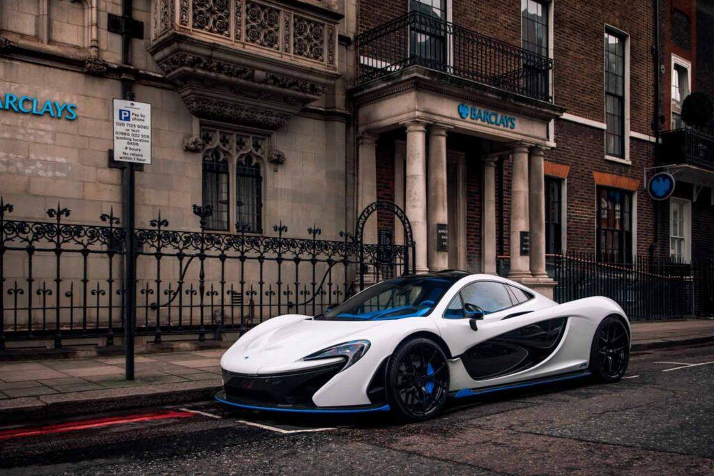 Hypercar Holy Trinity: McLaren P1